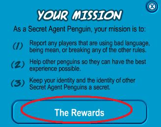 club penguin how to get secret agent hq