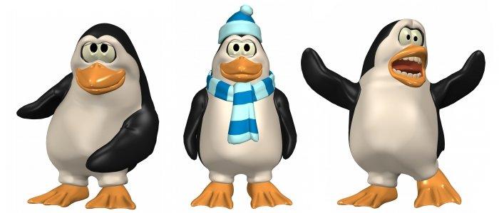 Jiji Penguin