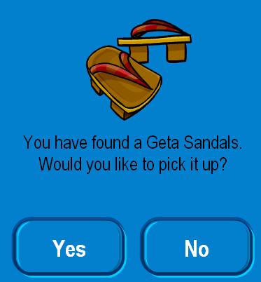getasandals